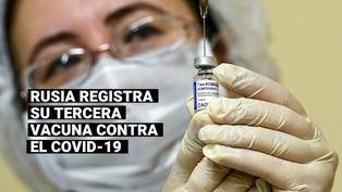 Rusia registra CoviVac, su tercera vacuna contra el coronavirus