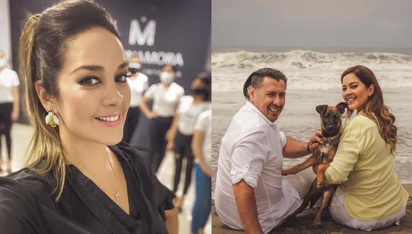 Marina Mora contó que pronto se casará y que le gustaría tener tres hijos. (Foto: Instagram marinamoram)