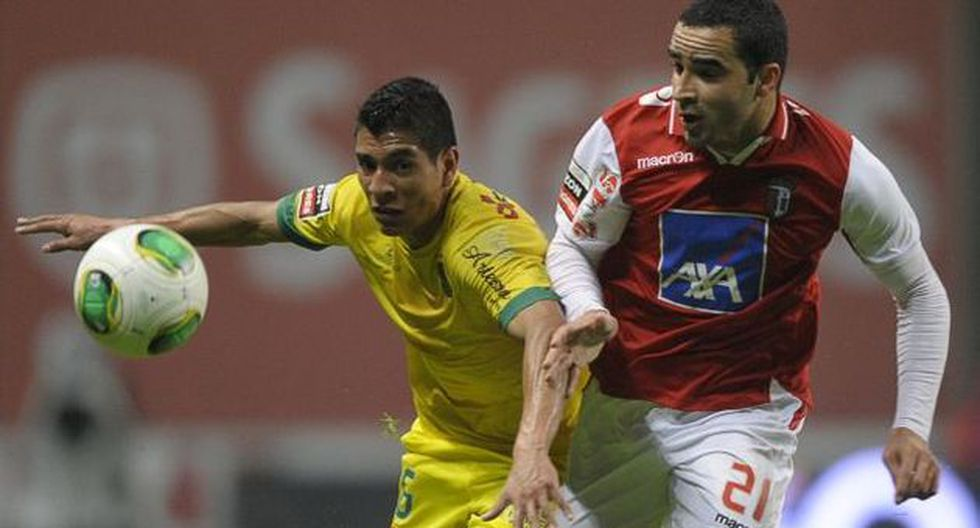 Hurtado ya lleva anotados siete goles esta temporada. (AFP)