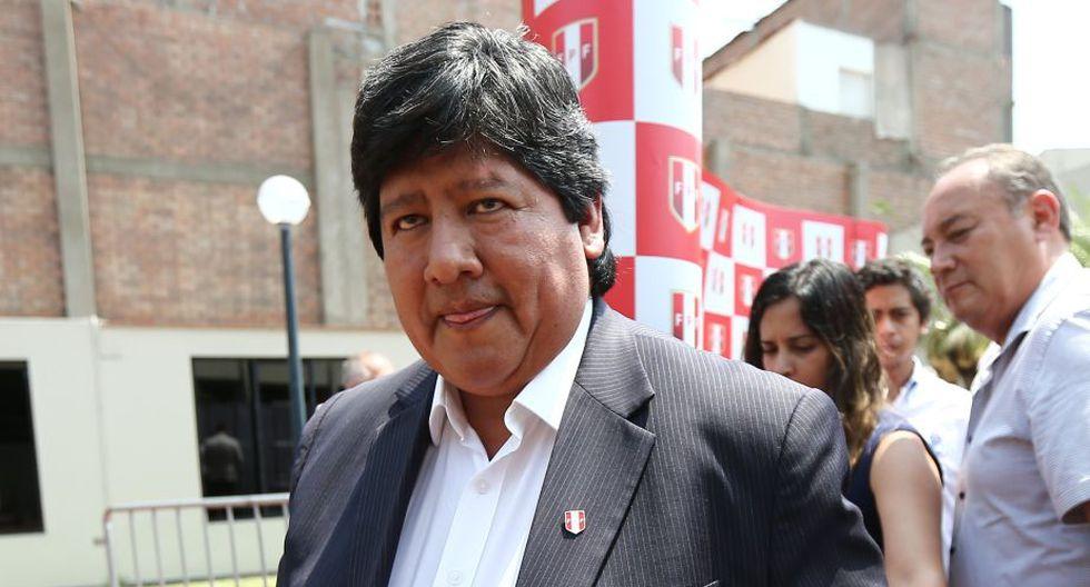 Edwin Oviedo: Poder Judicial declaró fundada la medida cautelar presentada por el presidente de la FPF. (Perú21)