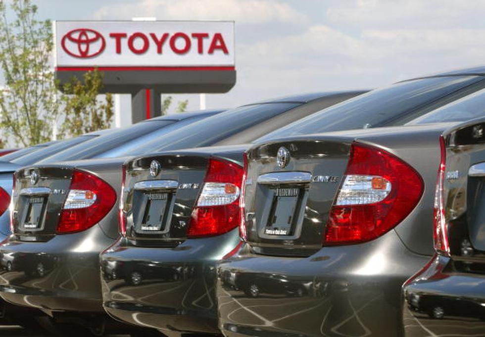 Toyota (Foto: Getty)