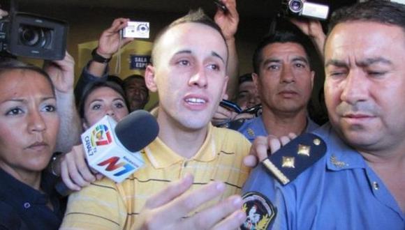 Guidone fue detenido el último domingo. (eltribuno.info)