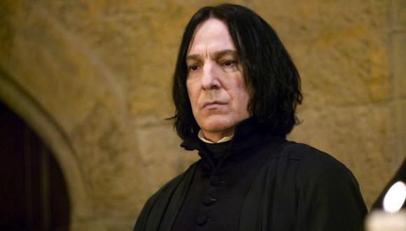 Harry Potter: Autora se disculpa por matar a 'Snape' (Warner Bros)