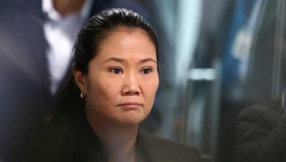 Ponencia deberá ser debatida por lo miembros de TC para determinar el futuro de Keiko Fujimori. (Foto: Alessadro Currarino / El Comercio)