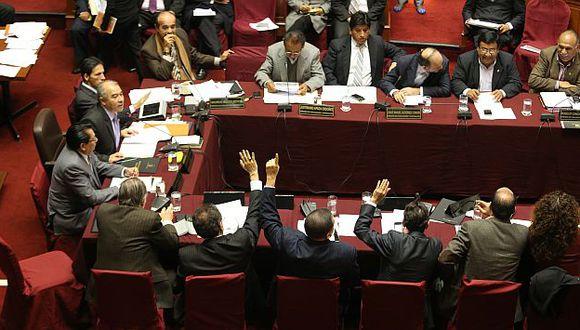 La Comisión de Fiscalización es una de las más 'deseadas' por las bancadas. (USI)