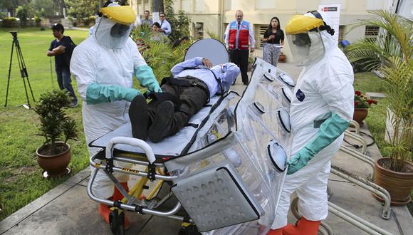 Se eleva a 263 la cifra de contagiados por coronavirus en Perú, reporta el Ministerio de Salud.