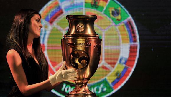 La Copa América iniciará el próximo 11 de junio en Buenos Aires, Argentina. (Foto: AFP)