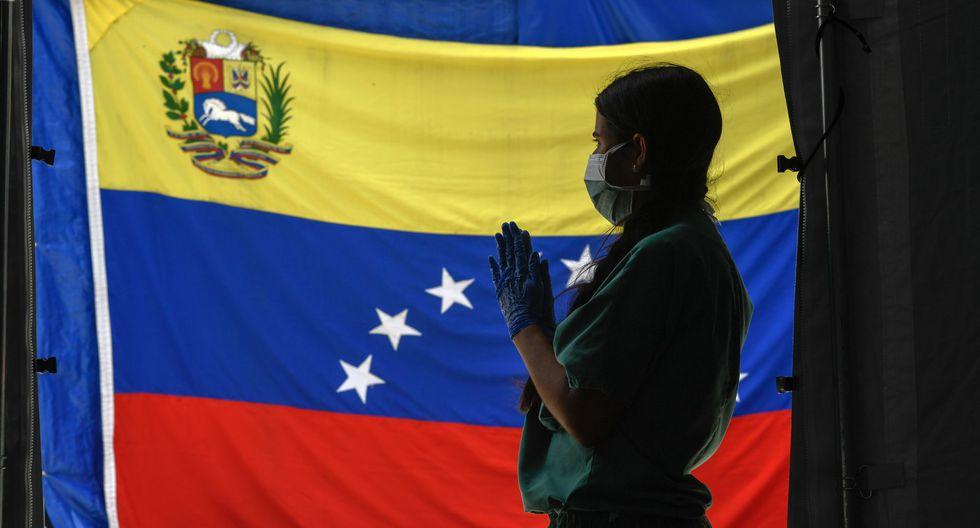 Venezuela reporta su cifra más alta de contagios por coronavirus. (Foto: Federico PARRA / AFP)