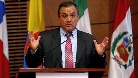 Carlos Oliva, ministro de Economía y Finanzas. (Foto: EFE)