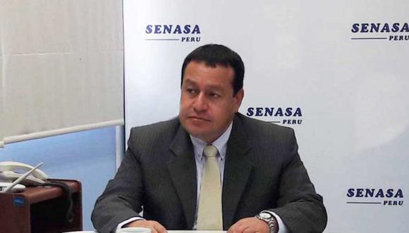 Miguel Quevedo es médico veterinario. (Foto: Senasa)