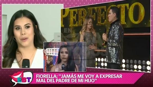 La expareja del cantante de cumbia, aseguró que no retomará su relación con él tras acusaciones de infidelidad de tres mujeres. (Captura de pantalla)