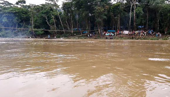 Al menos 500 mil indígenas de 55 comunidades de la Amazonía en encuentran en riesgo por el COVID-19 y claman apoyo. (foto referencial)