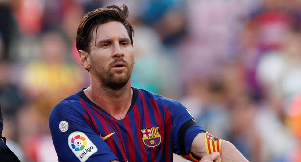 Lionel Messi fue suplente e ingresó en el segundo tiempo por Arturo Vidal. (Foto: Reuters)
