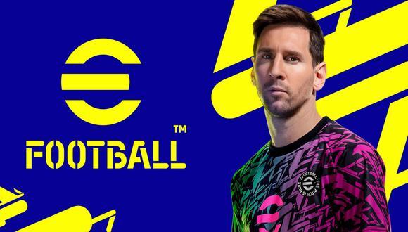 'PES' ahora pasará a llamarse 'eFootball' y estará disponible para todas las consolas, PC y dispositivos móviles. (Foto: KONAMI)