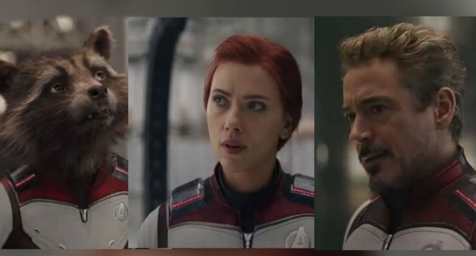 Nuevo adelanto muestra imágenes nunca antes vistas de la película Avengers: Endgame.  (Foto: Captura de pantalla)