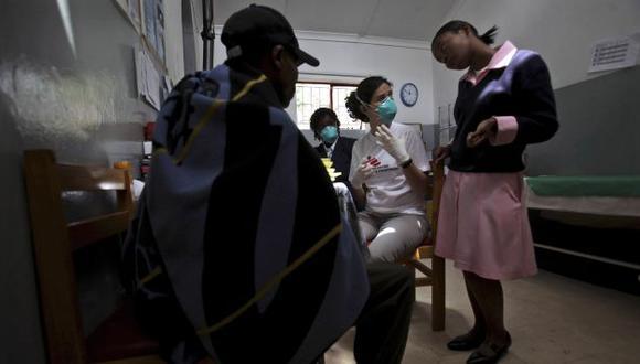 Un 26% de los casos fueron detectados en África. (AP)