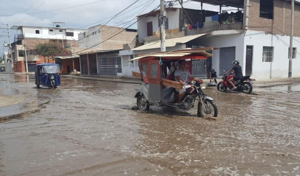 LLuvias en Piura