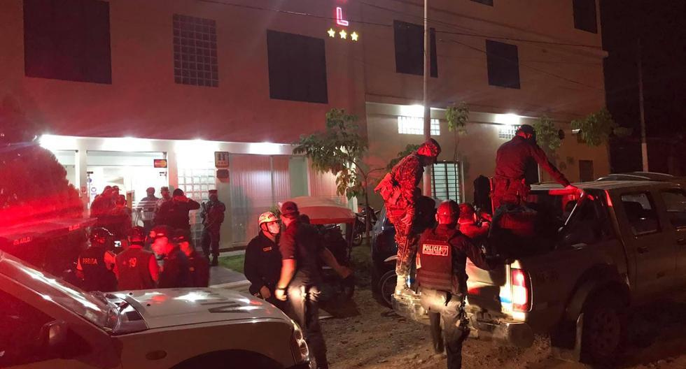 Ucayali: 73 personas son intervenidas en fiesta de cumpleaños con orquesta en hotel | VIDEO