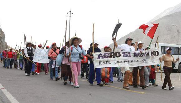 Según la Defensoría, hay 81 conflictos que se encuentran en proceso de diálogo. (Perú21)