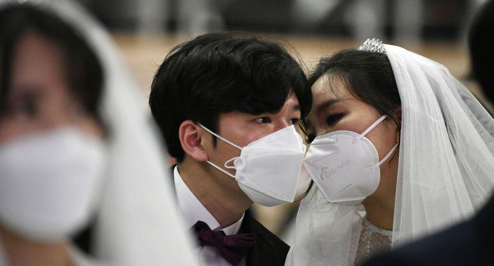 En Corea del Sur se registraron 24 casos de infección por el nuevo coronavirus y se tomaron distintas medidas para evitar su propagación. (AFP).