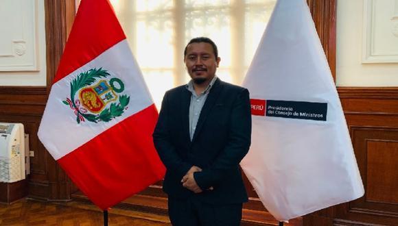 """""""No es algo que se haya hecho al caballazo"""", manifestó Daniel Oseda, autor al proyecto. (Foto: Congreso)"""