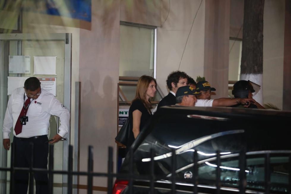 Trasladan cuerpo de ex presidente Alan García a la Casa del Pueblo para ser velado. (Fotos: César Campos/GEC)