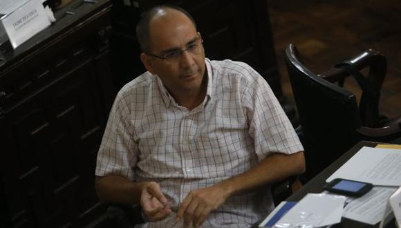 La sentencia a Pablo Secada por agredir a policía se leerá el 22 de abril. (Perú21)