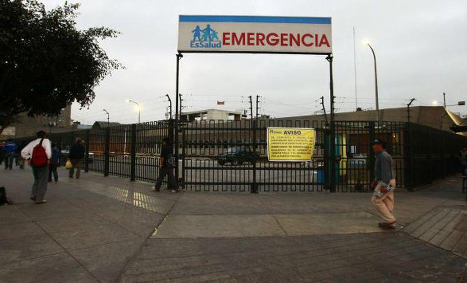 Policlínico aún no podrá atender pacientes a un mes del incendio en Las Malvinas. (USI)