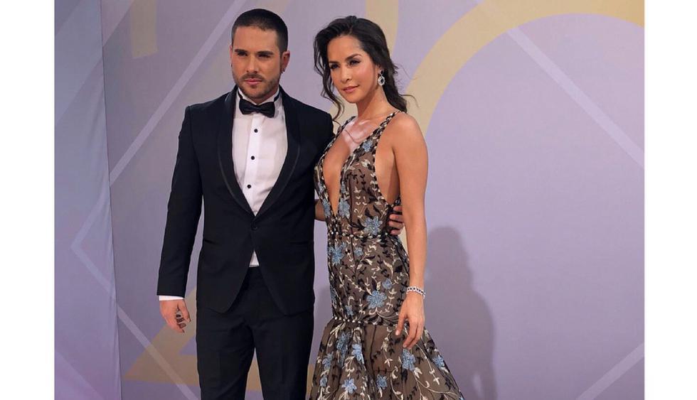 Carmen Villalobos se comprometió con Sebastián Caicedo | Foto: Instagram