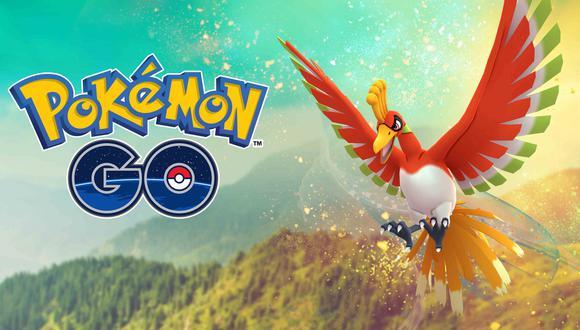 Ho-Oh se sumará de esta forma a la acotada lista de pokémon legendarios que se encuentran en la aplicación. (Pokémon Go)