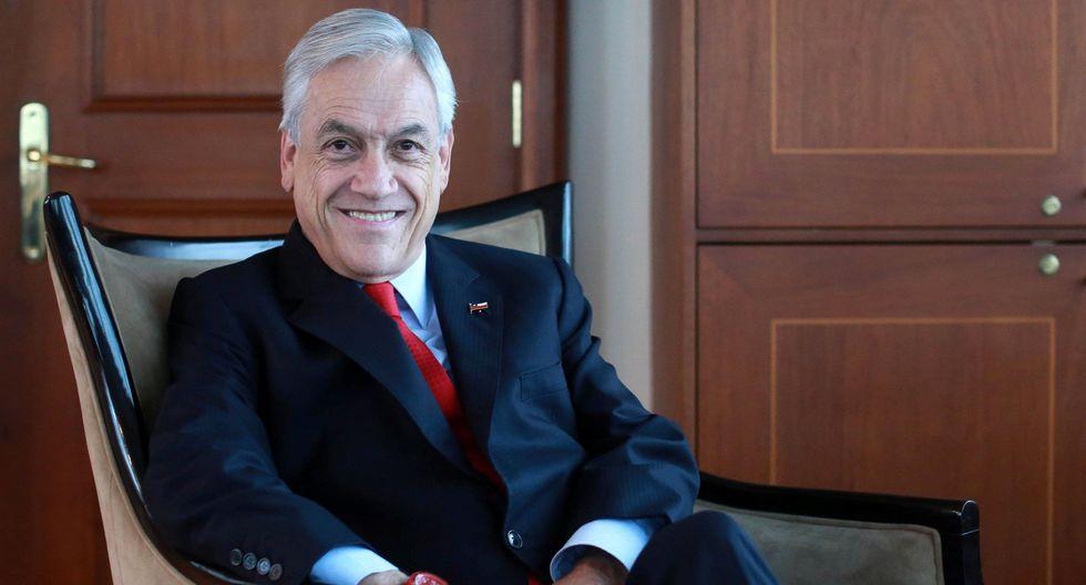 Sebastián Piñera lidera la intención de voto de los chilenos. (Reuters)