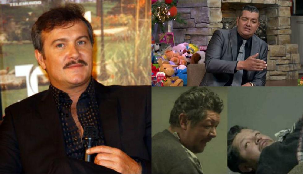 Carlos Peniche, sobrino del actor Arturo Peniche, estaba sumido en el alcohol y en la indigencia en las calles de México. (Composición)