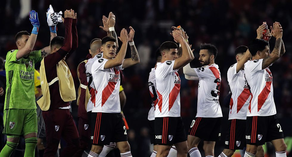 River Plate va por el pase a la final de la Copa Argentina. (Foto: AFP)