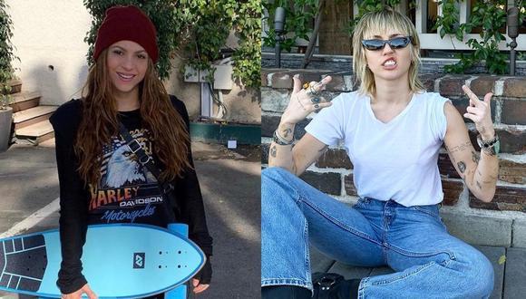 Shakira, Miley Cyrus y otras estrellas se unen en concierto virtual por la vacuna para el COVID-19. (Foto: Instagram)