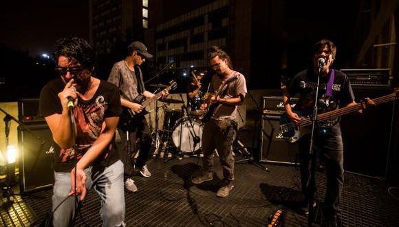 Los Falsos del Perú tocarán este 1 de abril, en la discoteca The Blood (Difusión).