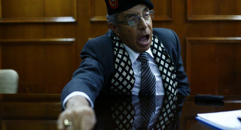 Pleno del Congreso debatirá hoy sobre el levantamiento de la inmunidad de Edwin Donayre (Perú21).
