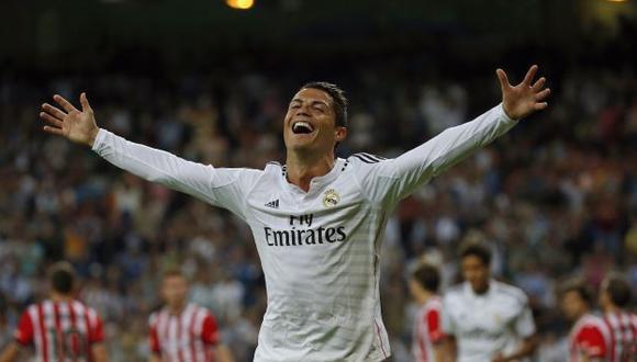 Cristiano Ronaldo se jubilará en el Real Madrid, según su representante. (Reuters)