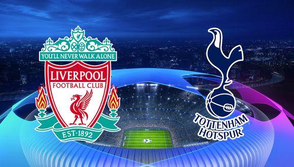 Liverpool vs. Tottenham jugar[an la final de la Champions League. (Foto: UEFA / GEC)
