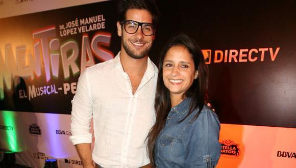 Andrés Wiese aseguró que teminaron la relación con Melania Urbina hace cuatro semanas. (USI)