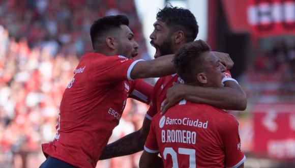 Independiente vs. Arsenal: chocan por la fecha 20 de la Superliga argentina. (Foto: Independiente de Avellaneda)