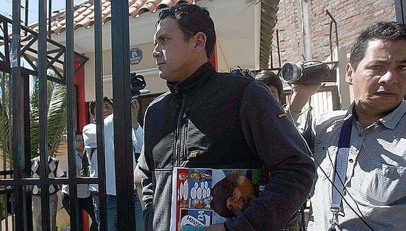 Arequipa: Juez deja libre a coronel del Ejército que provocó accidente. (Heiner Aparicio)