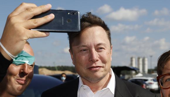 Elon Musk ofreció una entrevista a New York Times donde ratifica su polémica posición frente al virus. (Foto: Odd ANDERSEN / AFP)