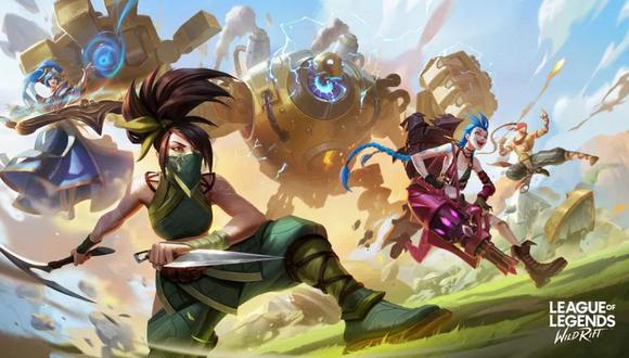 Riot Games lanzará nuevo contenido al videojuego.