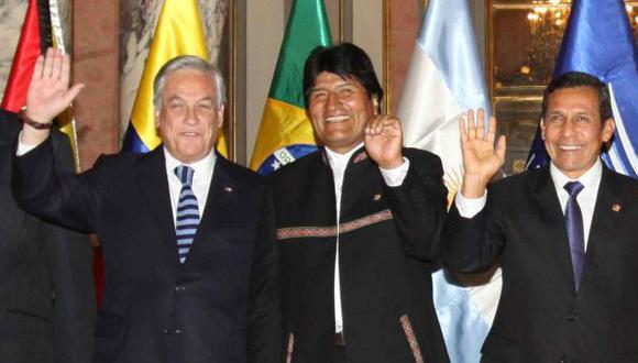 Evo Morales dijo que Bolivia hará un seguimiento directo al fallo de La Haya. (Perú21)