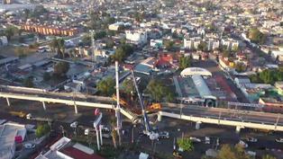 """Tragedia en México: Familiares de víctimas """"destrozados"""" tras accidente en metro de México"""