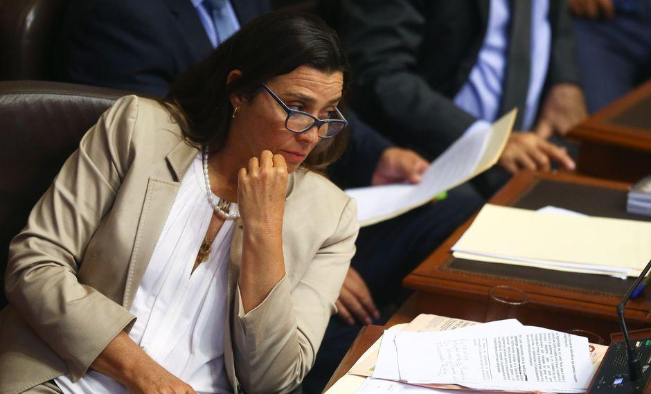 """Karla Schaefer sobre la reconstrucción: """"No hubo capacidad de reacción"""" (GeraldoCaso/Perú21)"""
