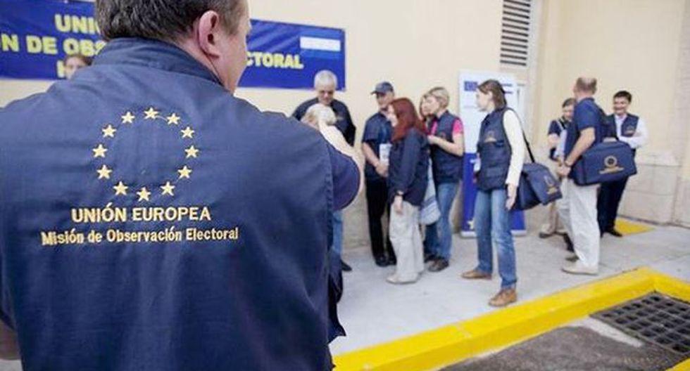 Elecciones 2016: Unión Europea desplegó misión de observación electoral en Perú. (eeas.europa.eu)