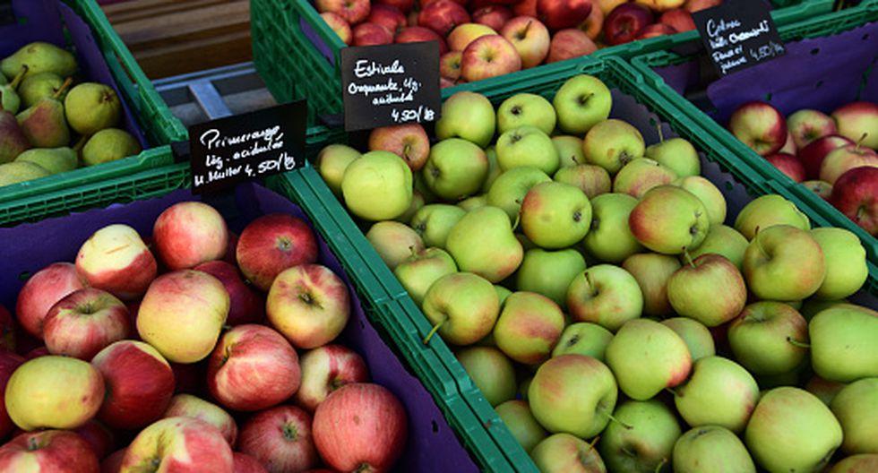 ¿Es dañina la cera de la manzana? (Getty Images)