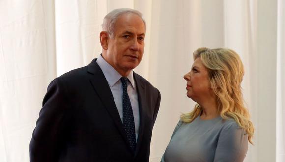 Israel: Ministerio de Justicia confirma que se redujo la pena para Sara Netanyahu. (AFP)