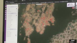 Rami: La herramienta de tecnología geoespacial para frenar la minería ilegal en la selva amazónica